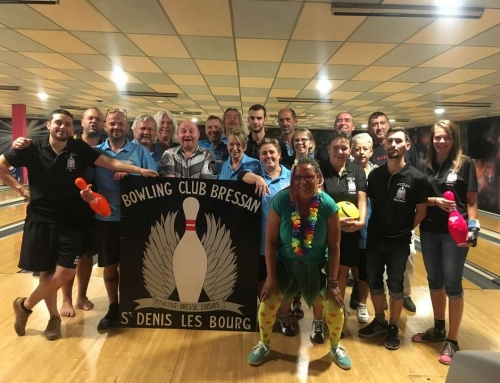 Club de Bowling le Bowling Club Bressan ( BCB )