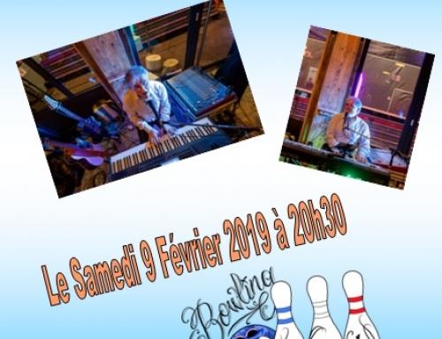 Concert le 9 Février 2019 REMI PALMEIRI