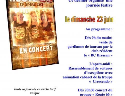Expo de voitures et motos, Cabaret mobile et  Concert Gratuit le soir une Journée de fête !!