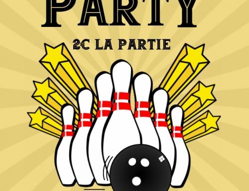 Bowling Party 2€ la partie de Bowling toute la journée